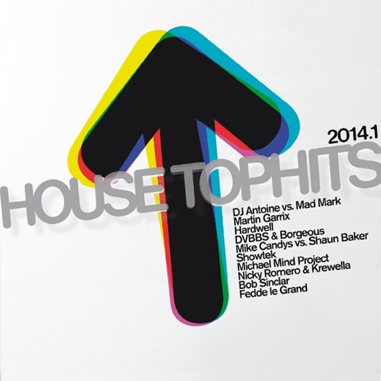 House Tophits 2014.1