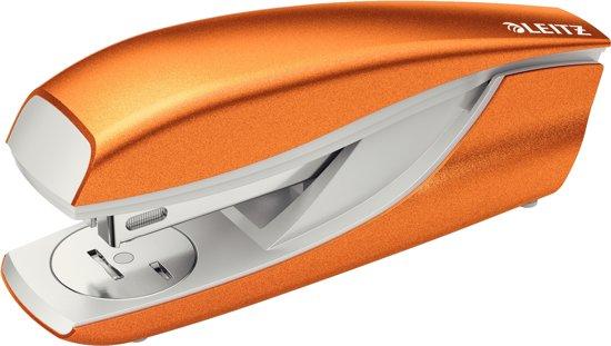 Leitz WOW Nietmachine - 30 vel - Oranje metallic