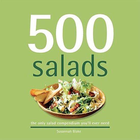 Afbeelding van 500 Salads