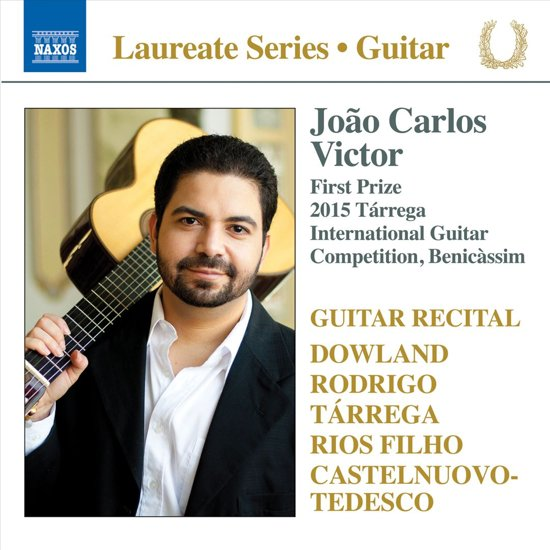First Prize 2015 Tarrega Int.Guitar Comp