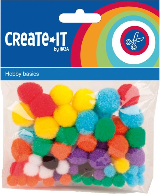 Create It Hobbyset Pompoms