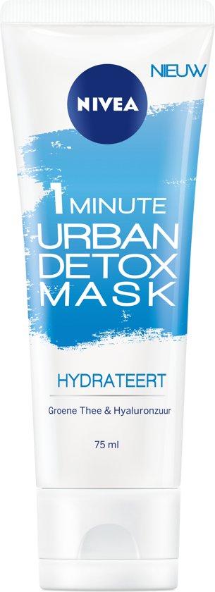 NIVEA Essentials Urban Skin 1 minute Gezichtsmasker - Hydrateert