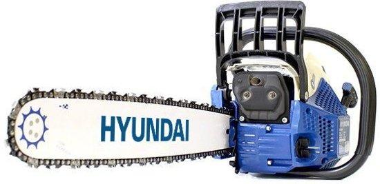 Hyundai kettingzaag benzine 54cc