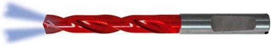 Spiraalboor 5xd, met inwendige koeling VHM Fire DIN6537, 6535-HE 14,00mm GÜHRING
