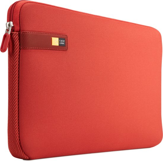 1d082e65767 bol.com | Case Logic LAPS116 - Laptop Sleeve - 15.6 inch / Rood