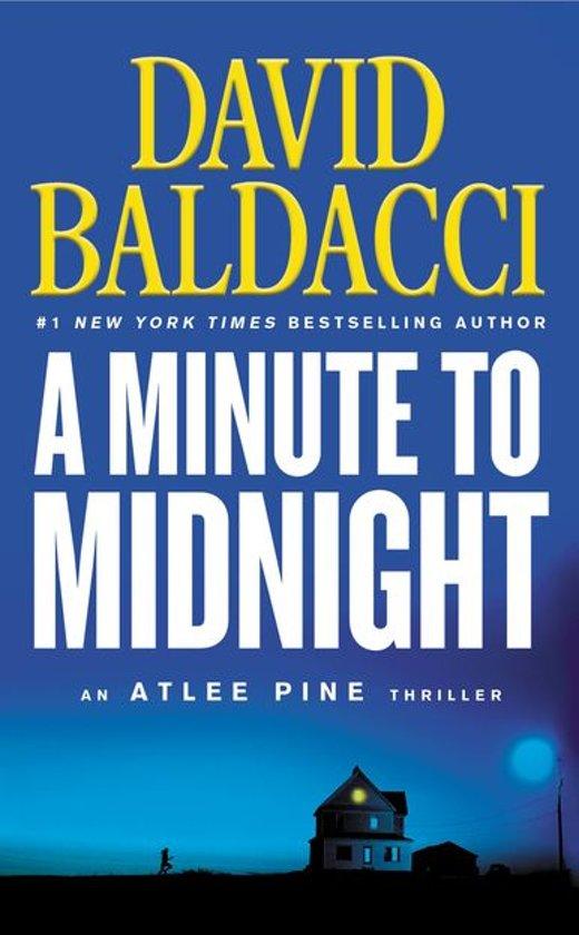 Boek cover A Minute to Midnight van David Baldacci (Onbekend)
