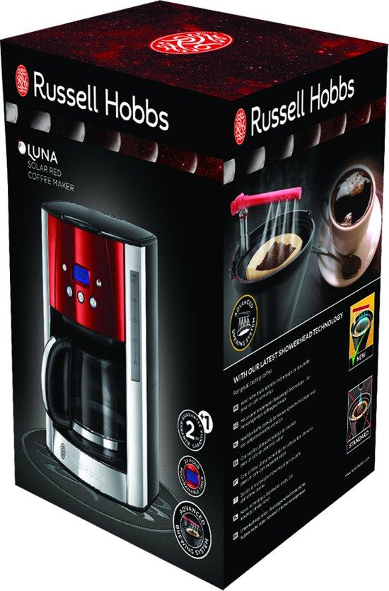 Russell Hobbs Luna Solar Koffiezetapparaat
