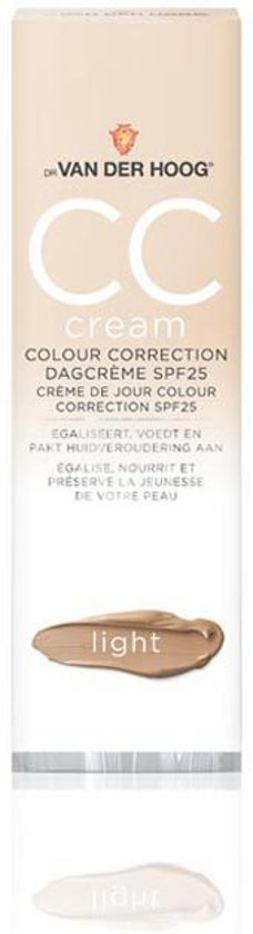 Dr. Van der Hoog CC cream Light - 50 ml - Dagcrème