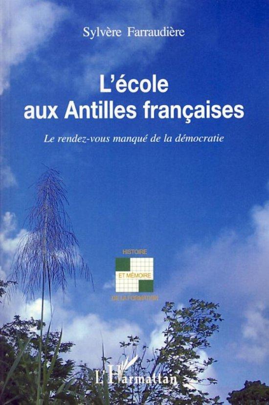 L'école aux Antilles françaises