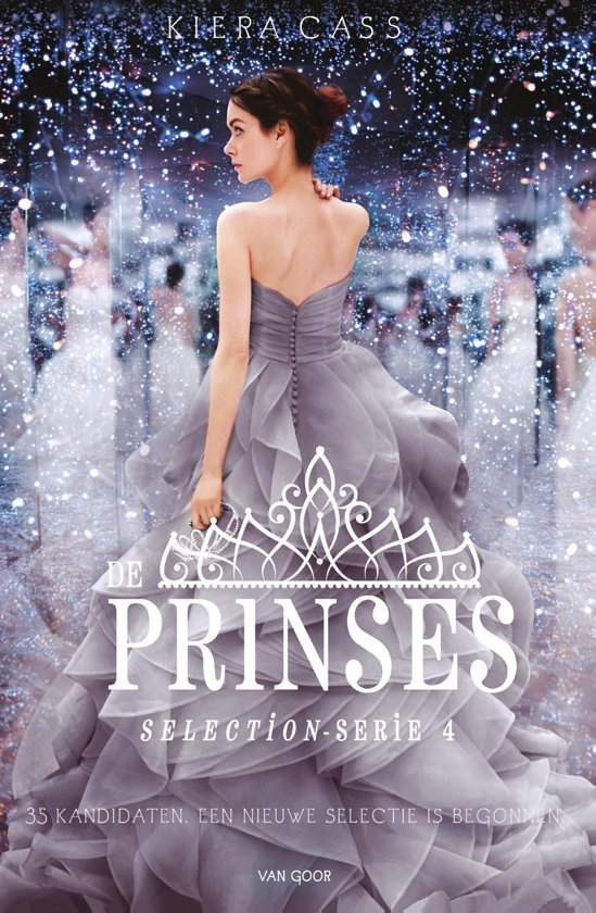 Selection - De prinses - Kiera Cass