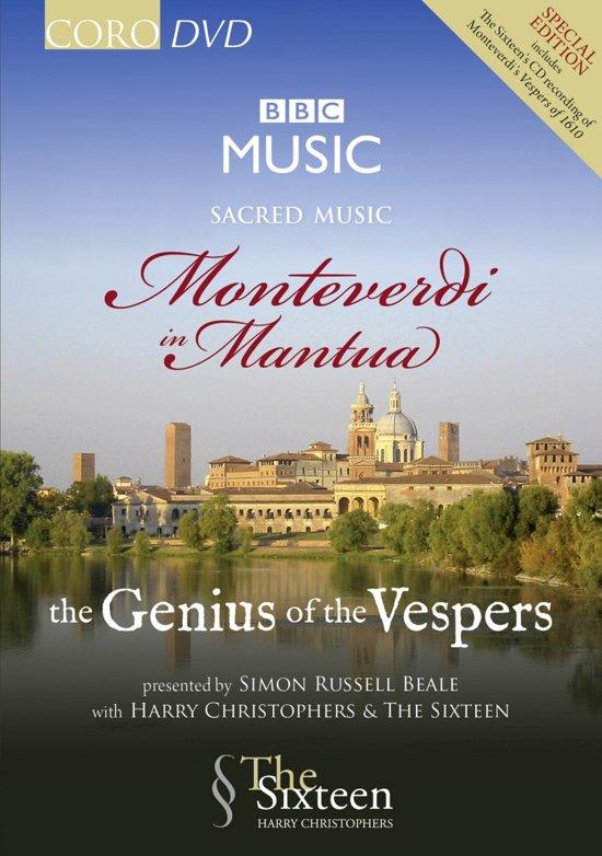 Monteverdi In Mantua - The Genius Of The Vespers (