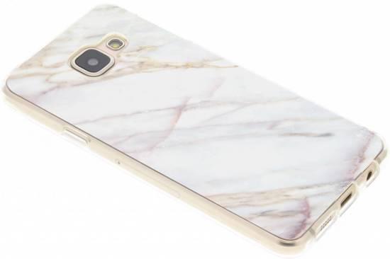 Cas De Marbre Designa Tpu Pour Samsung Galaxy A3 (2016) VKI6Uu75wK