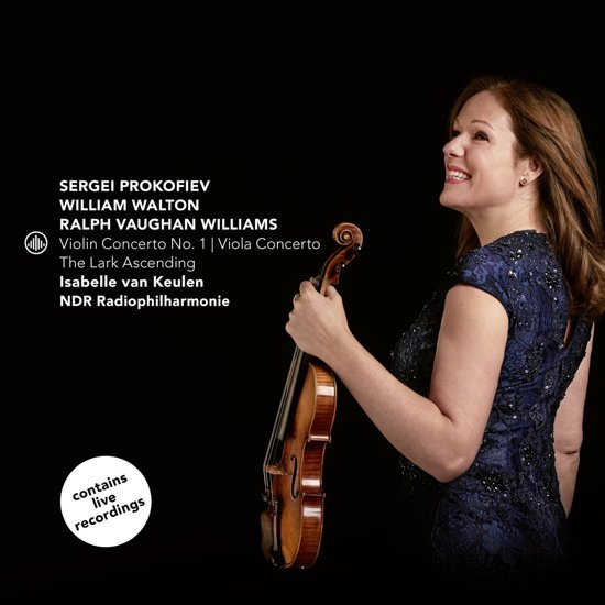 Violin Concerto No. 1 | Viola Concerto | The Lark Ascending