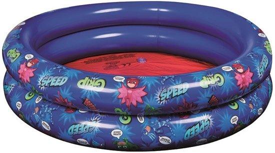 Disney Opblaaszwembad Pj Masks Blauw 102 X 25 Cm
