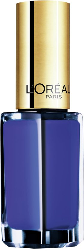L'Oréal Paris Color Riche Le Vernis - 245 OMG Blues - Blauw - Nagellak