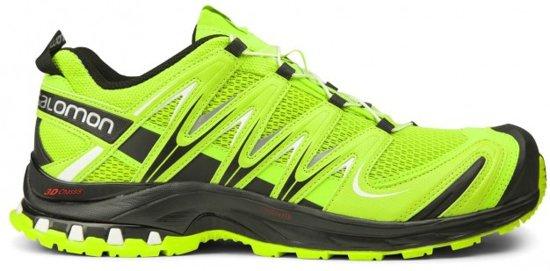9b8e1ce4c5e bol.com   Salomon XA Pro 3D trailrunning schoenen Heren groen/zwart ...