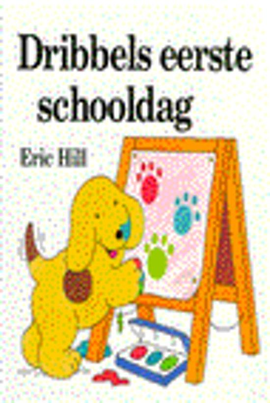 Dribbels eerste schooldag