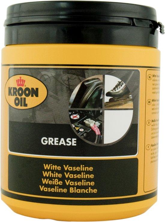 Kroon Oil Vaseline Wit 600 Gram