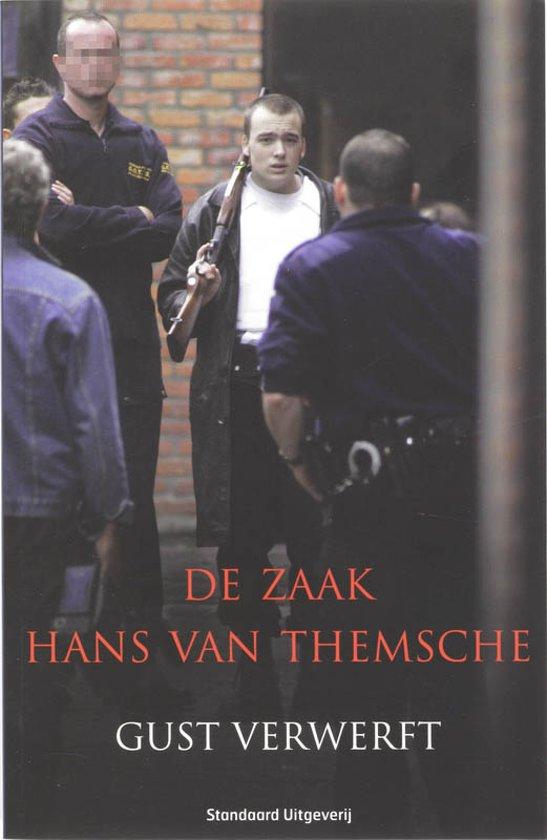 Boek cover De zaak Hans Van Themsche van G. Verwerft (Paperback)