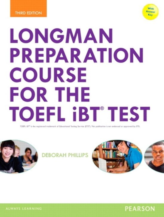 Longman Preparation Course for the TOEFL® iBT Test, with MyEnglishLab and online access to MP3 files and online Answer Key