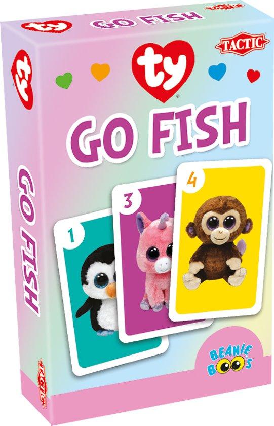 Afbeelding van het spel Ty Beanie Boo's Go Fish Card game