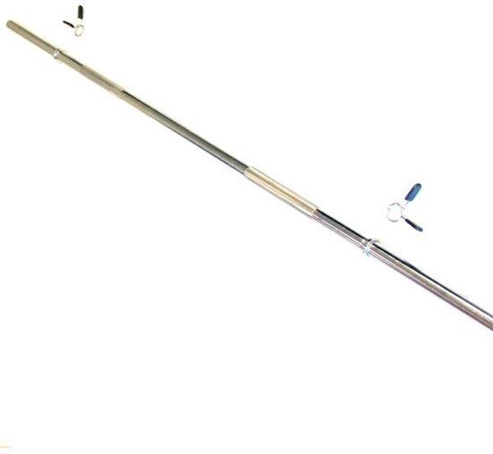 Focus Fitness - Halterstang - 180 cm - Ø 30 mm
