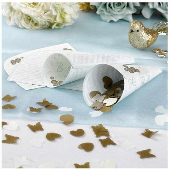 Have And To Hold  - Confetti Cones - 10 stuks Valentinaa