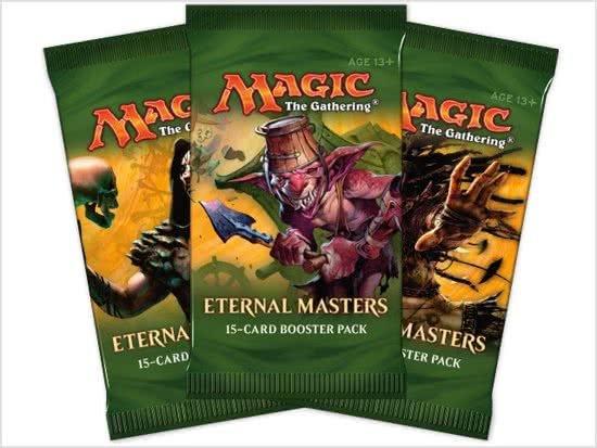 Afbeelding van het spel MTG Eternal Masters Booster