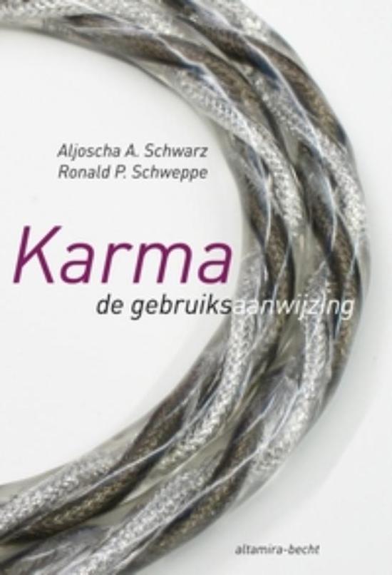 Karma de gebruiksaanwijzing