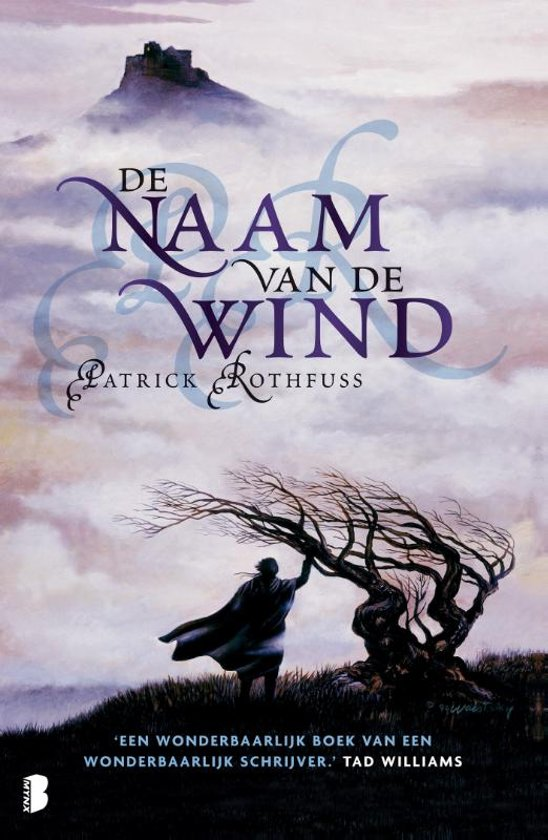 bol.com | De naam van de wind, Patrick Rothfuss ...