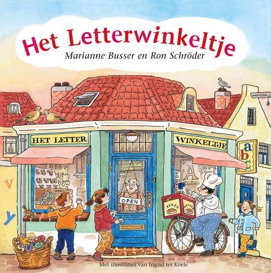 De Winkeltjes - Het letterwinkeltje
