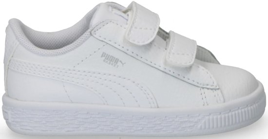 23a1151ae59 Puma Dames Sneakers Basket Classic Lfs - Wit - Maat 25
