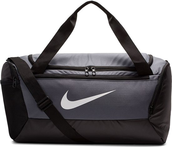 Nike Sporttas - grijs/zwart