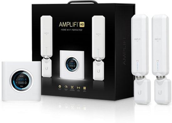 Ubiquiti AmpliFi AFi-HD - Multiroom Wifi Systeem