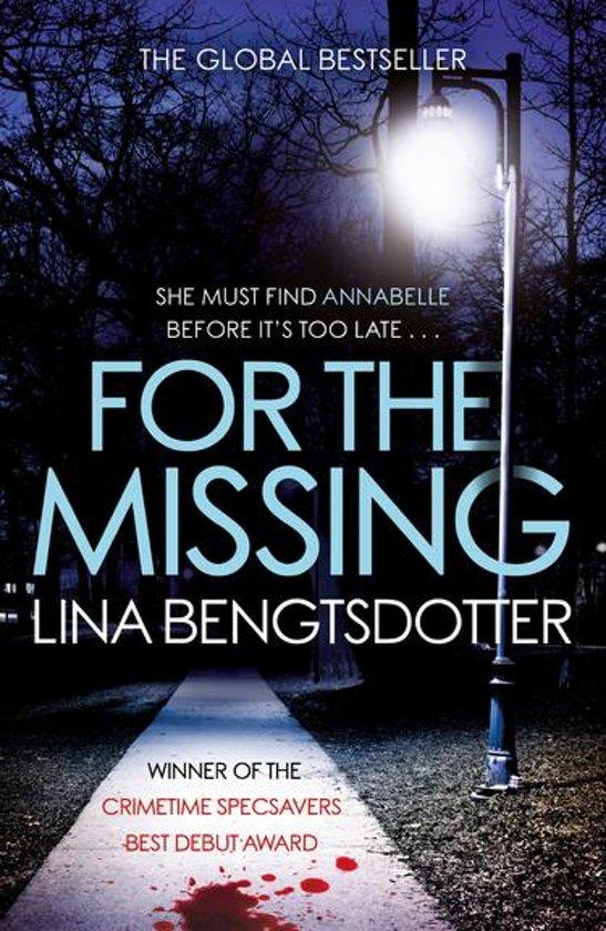 Boek cover For the Missing van Lina Bengtsdotter (Onbekend)