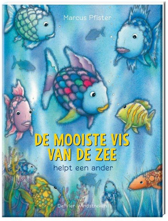 het mooiste visje van de zee knutselen