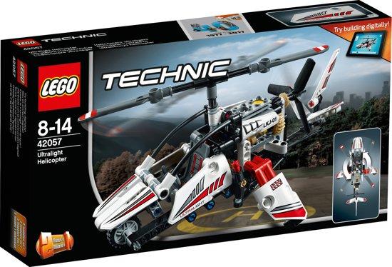 LEGO Technic Ultralight Helikopter - 42057