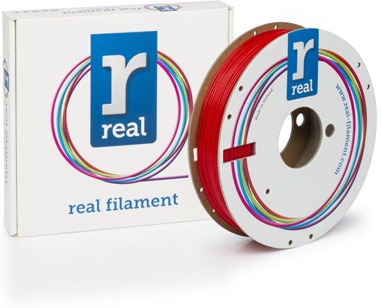 REAL Filament PETG rood 1.75mm (500g)