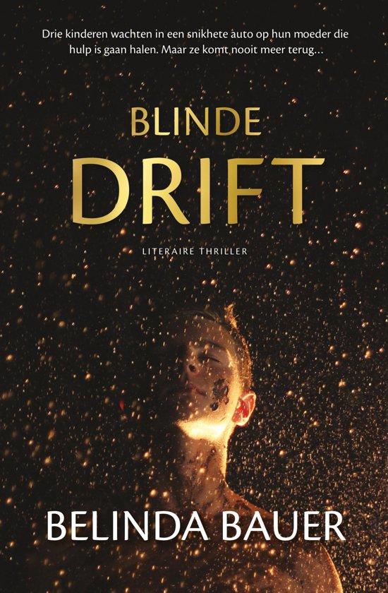 Bol Com Blinde Drift Belinda Bauer 9789400507647 Boeken