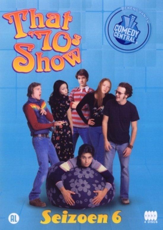 That 70's Show - Seizoen 6 (4DVD)