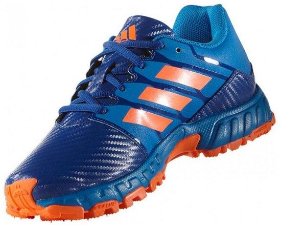 | Adidas Hockey Lux Junior Blue Orange Maat: 37