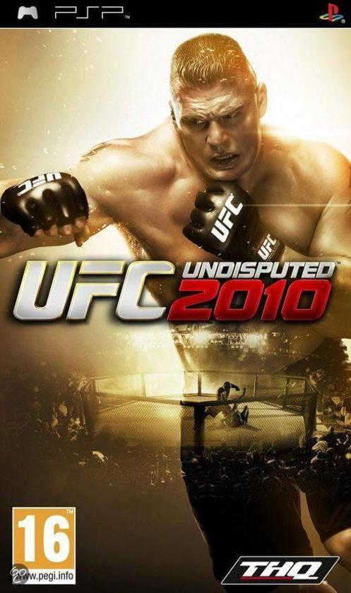 UFC 2010 Undisputed (essentials)