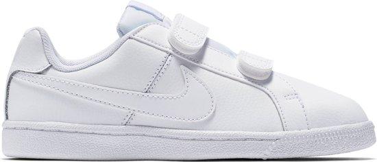 972b73237ce bol.com   Nike Court Royale (Psv) Sneakers Unisex - Wit - Maat 32