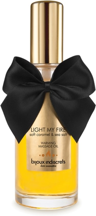 Light My Fire - Soft Caramel Verwarmende Olie