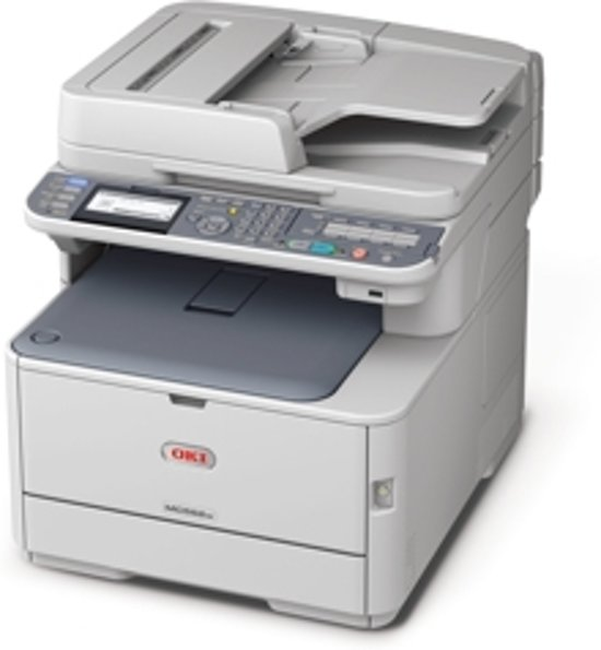 Oki MC562dnw - All-in-one Laserprinter