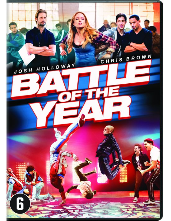 Cover van de film 'Battle Of the Year'