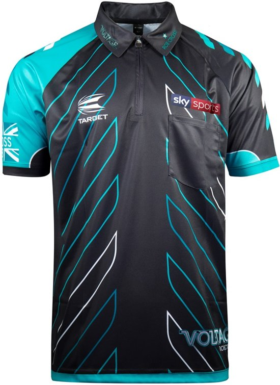 2018 2018 Cross Dartshirt 2018 Cross Rob Xl Rob Dartshirt Xl Dartshirt Cross Rob v80Nnmw