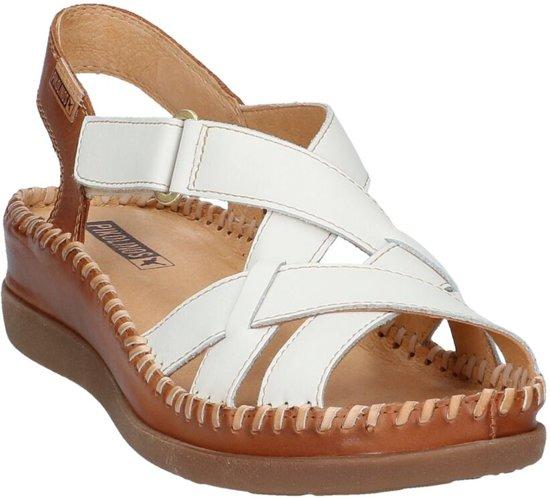 Witte Sandalen Pikolinos Cadaques Dames 38