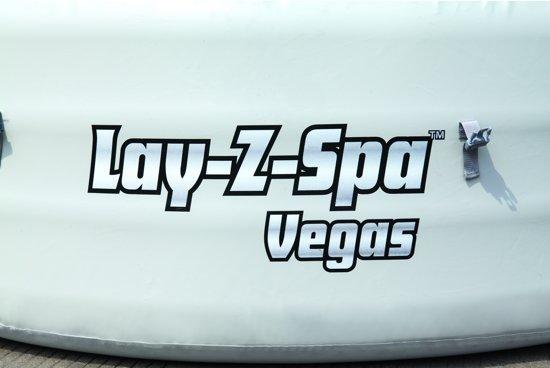 Whirlpool Bestway LayZ-spa jacuzzi - Model Vegas (4-6 pers.)