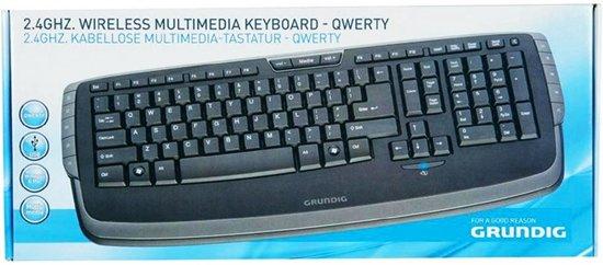 grundig draadloos toetsenbord